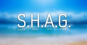 SHAG Soulful house and garage blurred beach image 1200x630