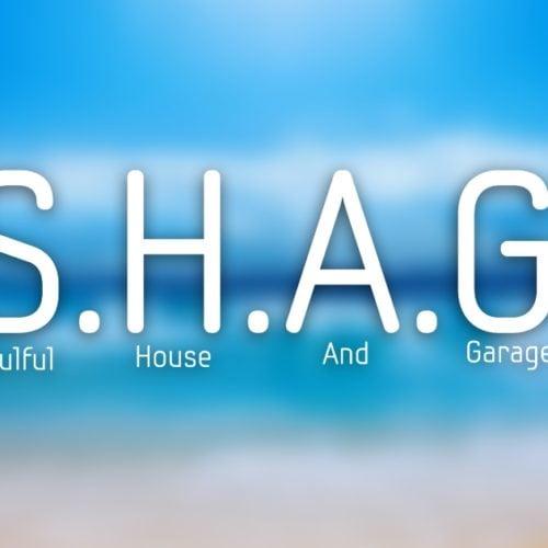 SHAG Soulful house and garage blurred beach image 1200x630