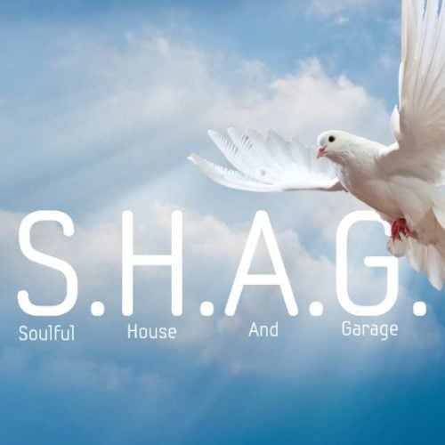 SHAG Radio and Podcast soulful house bird image 1200x630