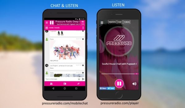 House Music on your mobile Smart Phone and other Devices