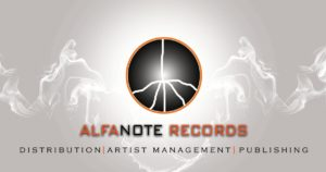 Alfone Records logo
