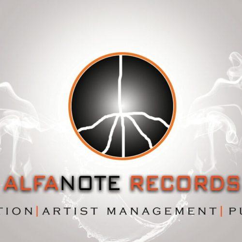 Alfone Records logo