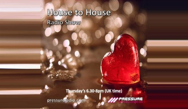 Julie Prince 19-July-2018 House to House Radio Show playlist and Podcast