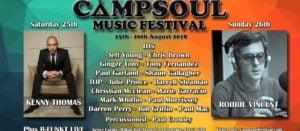 Campsoul Soul Music Festival 2018 image