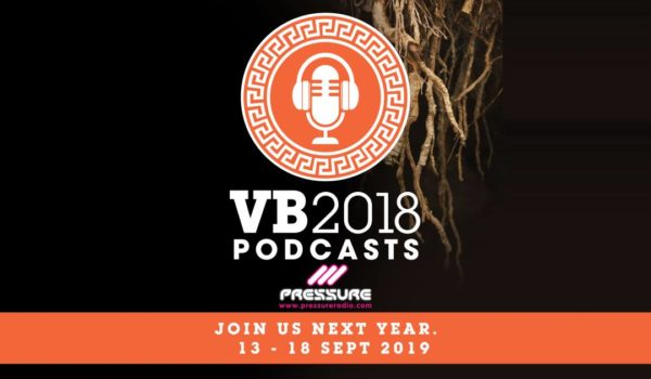 Silvia Zaragoza Vocal Booth Weekender 2018 Pressure Cooker mix