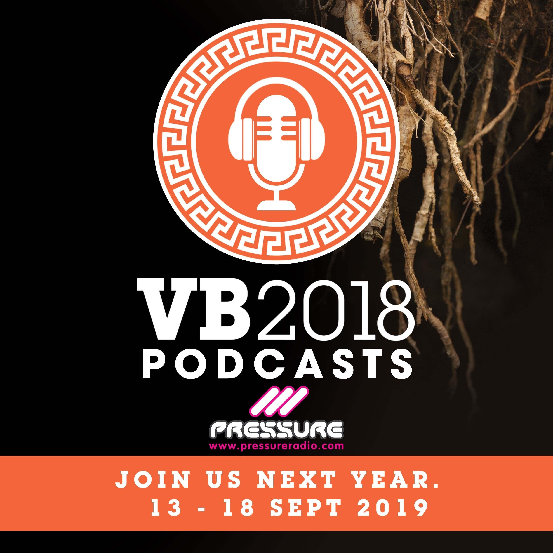 Pressure Radio / Vocal booth Pressure Cooker podcast