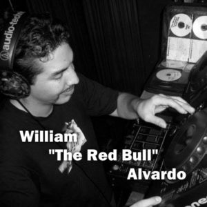 "William ""The Red Bull"" Alvarado"