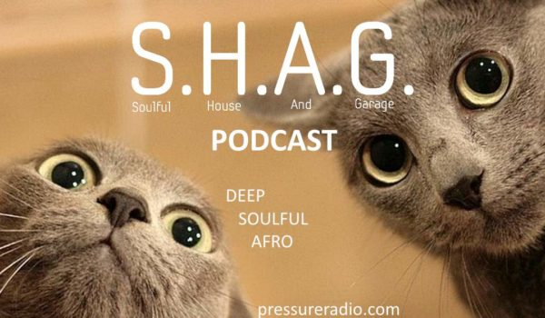DJP 1-Oct-2018 SHAG Deep Soulful Afro House Podcast