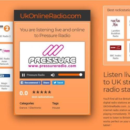 UK Online Radio