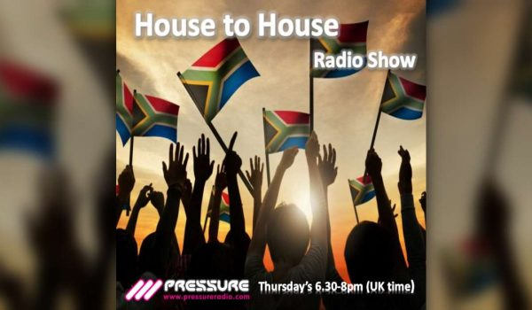 Julie Prince 4-Apr-2019 House to House Radio Show Playlist and Podcast
