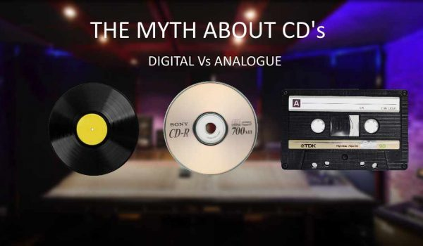 The Truth About CDs   Digital Vs Analogue