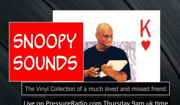 Andy Ward presents Snoopy Sounds