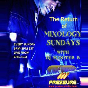Mixology DJ Scooter B