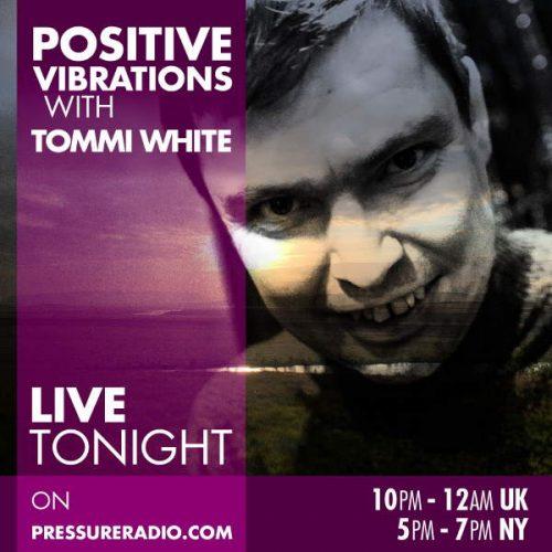 Tommi White Positive Vibration