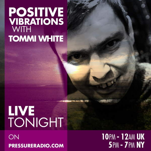 Tommi White Positive Vibration