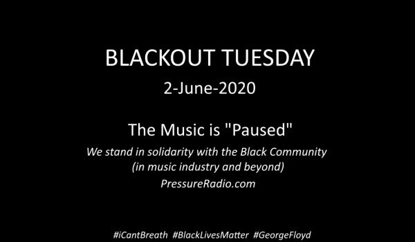 Was Bedeutet Blackout Tuesday