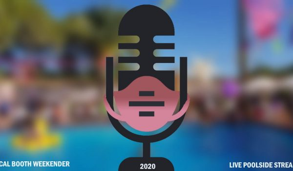 VOCAL BOOTH WEEKENDER 2020 LIVE BROADCASTS