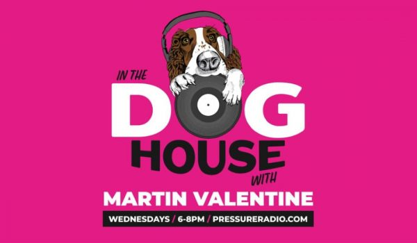 Martin Valentine DOG HOUSE